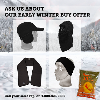 Early Winter Buy Special!